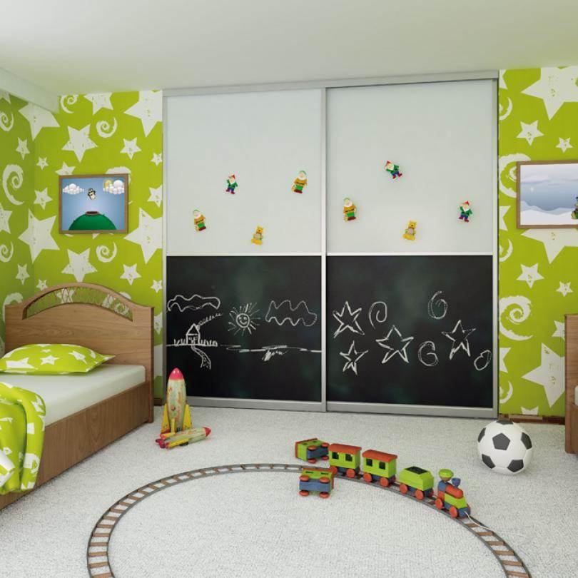 Szafa w pokoju dziecięcym